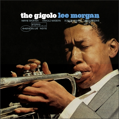 Lee Morgan The Gigolo Blue Note Vinyl Record Reissue